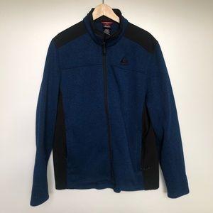 Gerry Zip Up Sweatshirt Men's XL